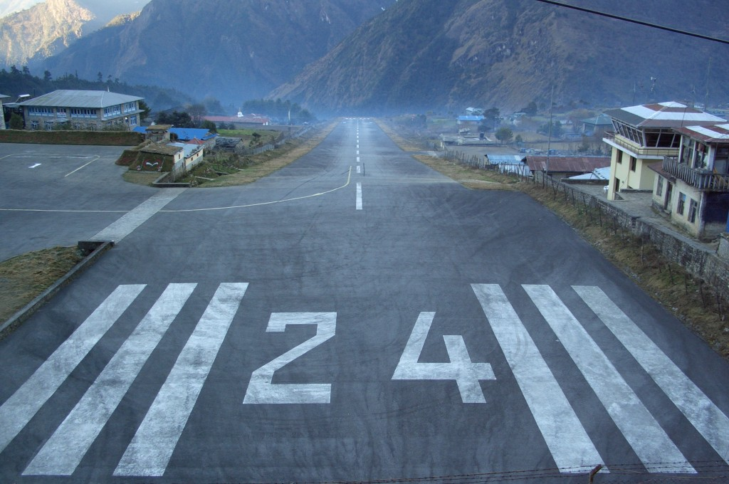 Lukla - the most dangerous airport in the world