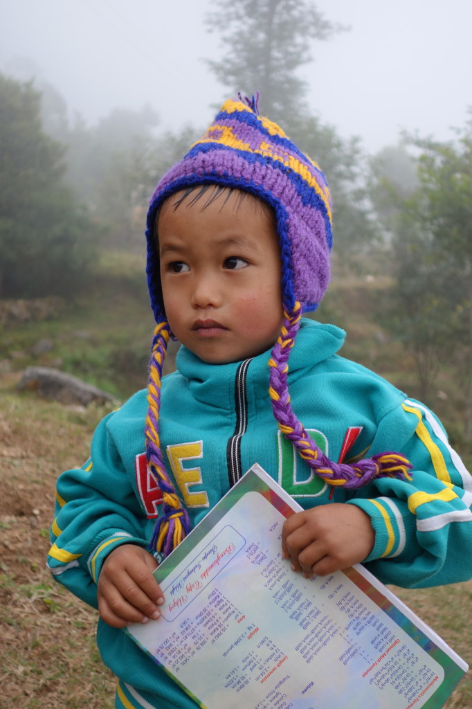 Ngawa Tamang, 3 years