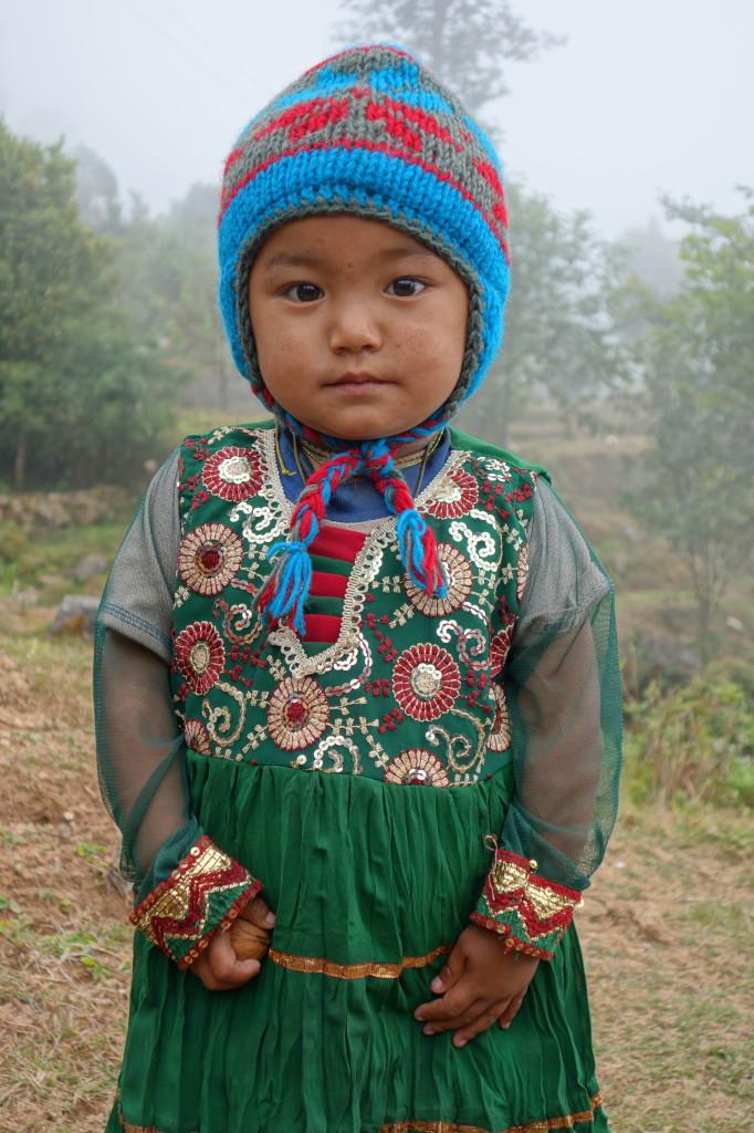 Kirtika Tamang, 2 years