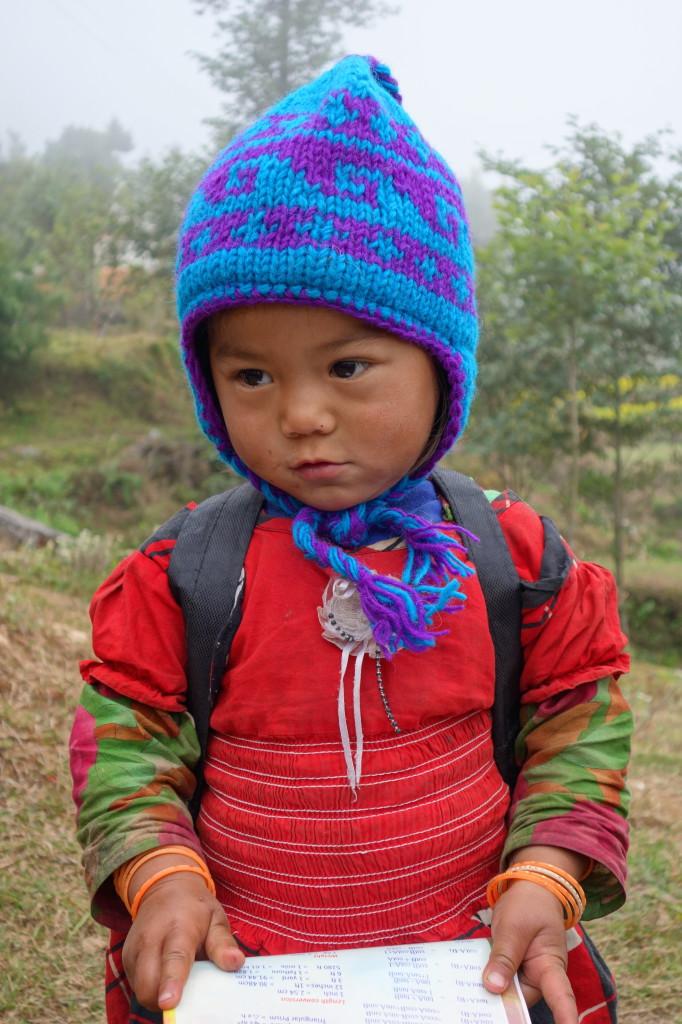 Premika Tamang, 2 years