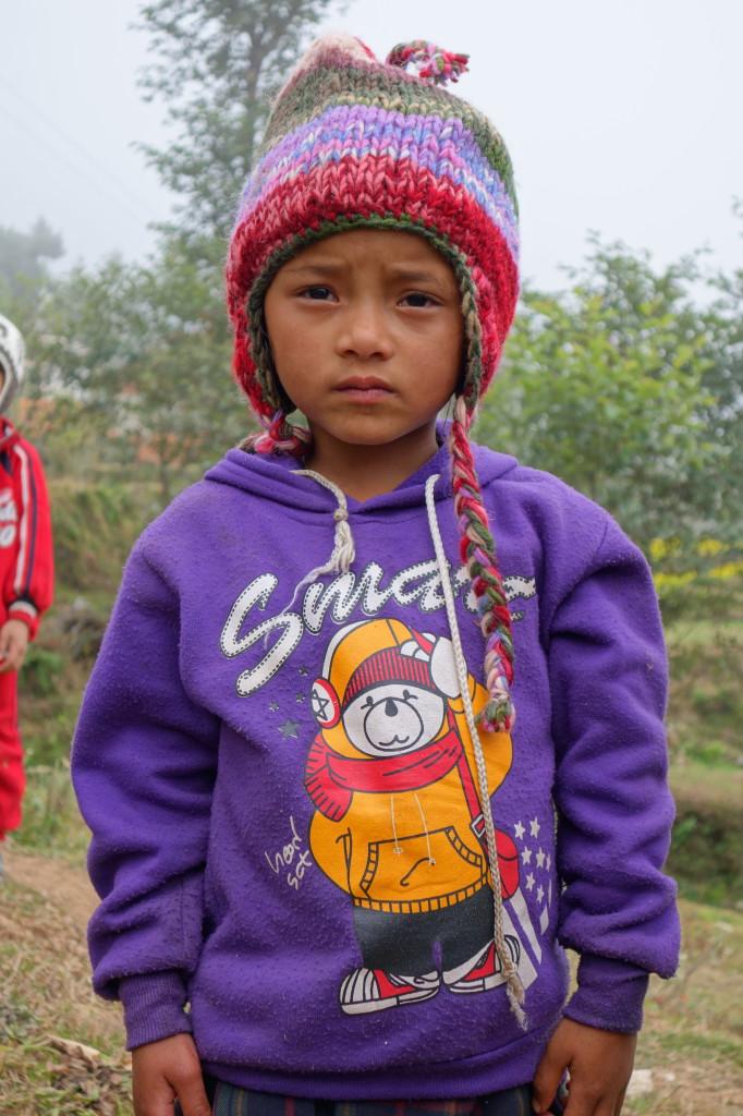 Bimala Tamang, 4 years