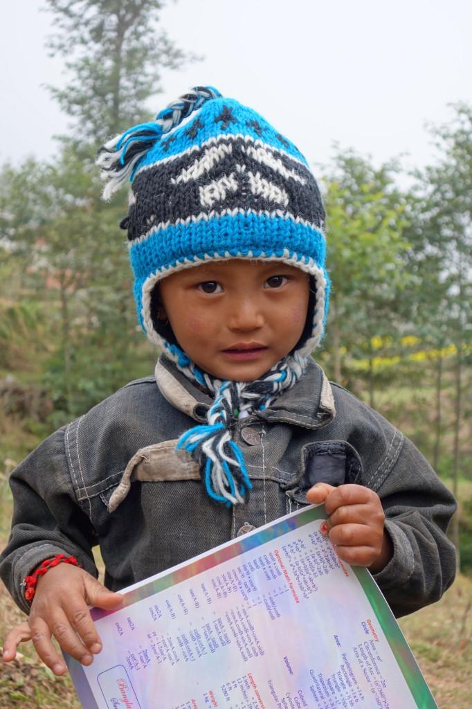 Dawa Tamang, 3 years