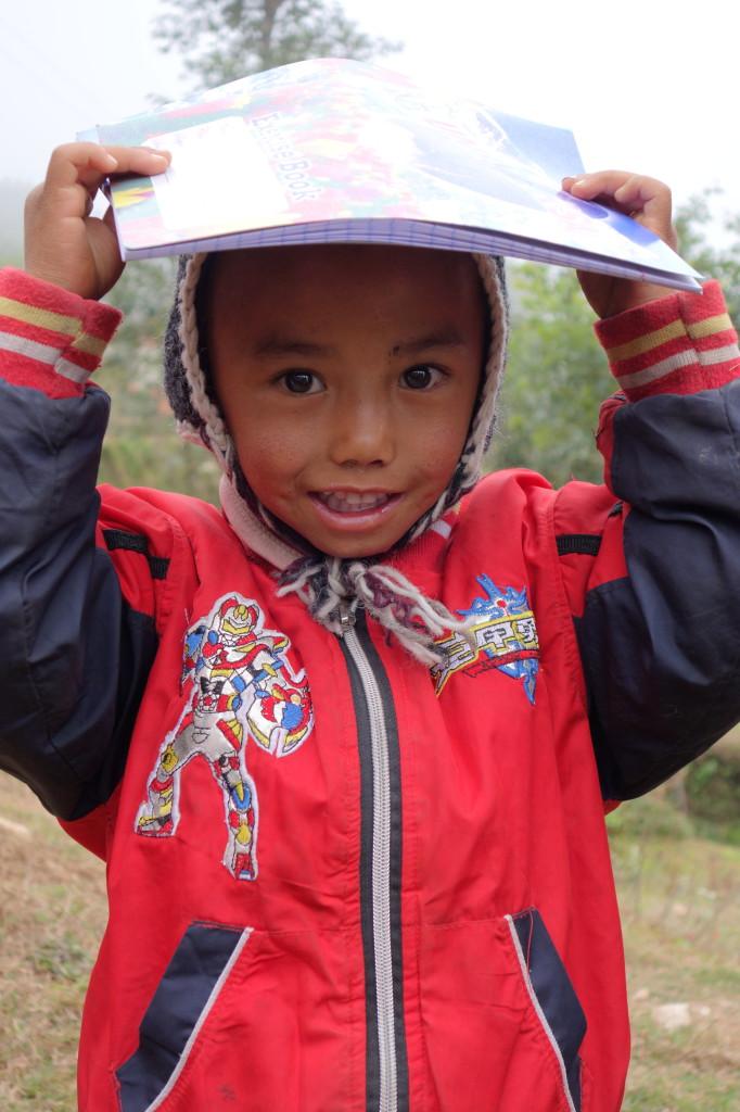 Nawaraj Tamang, 4 Jahre