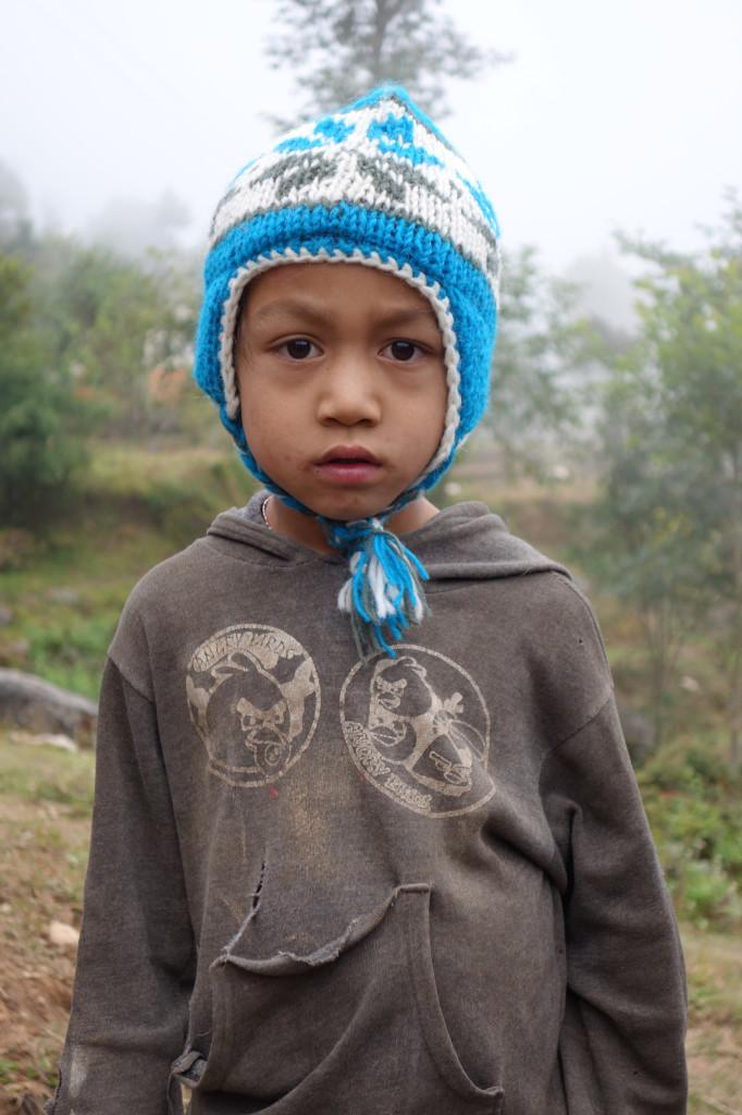 Dawa Temba Tamang, 5 Jahre