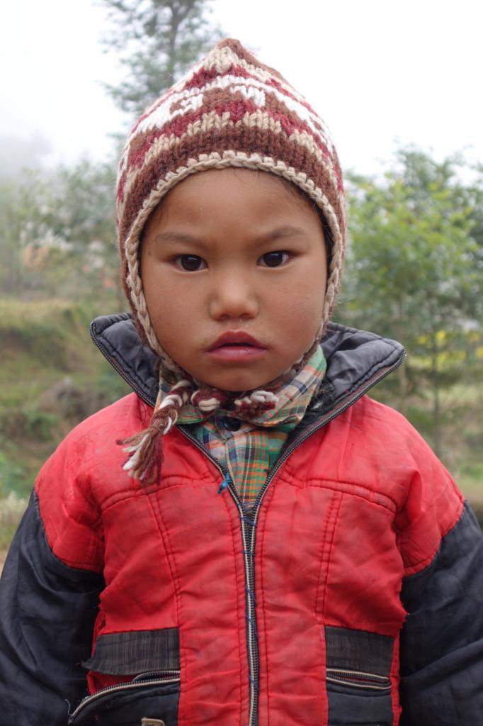 Iswari Poudel, 4 years