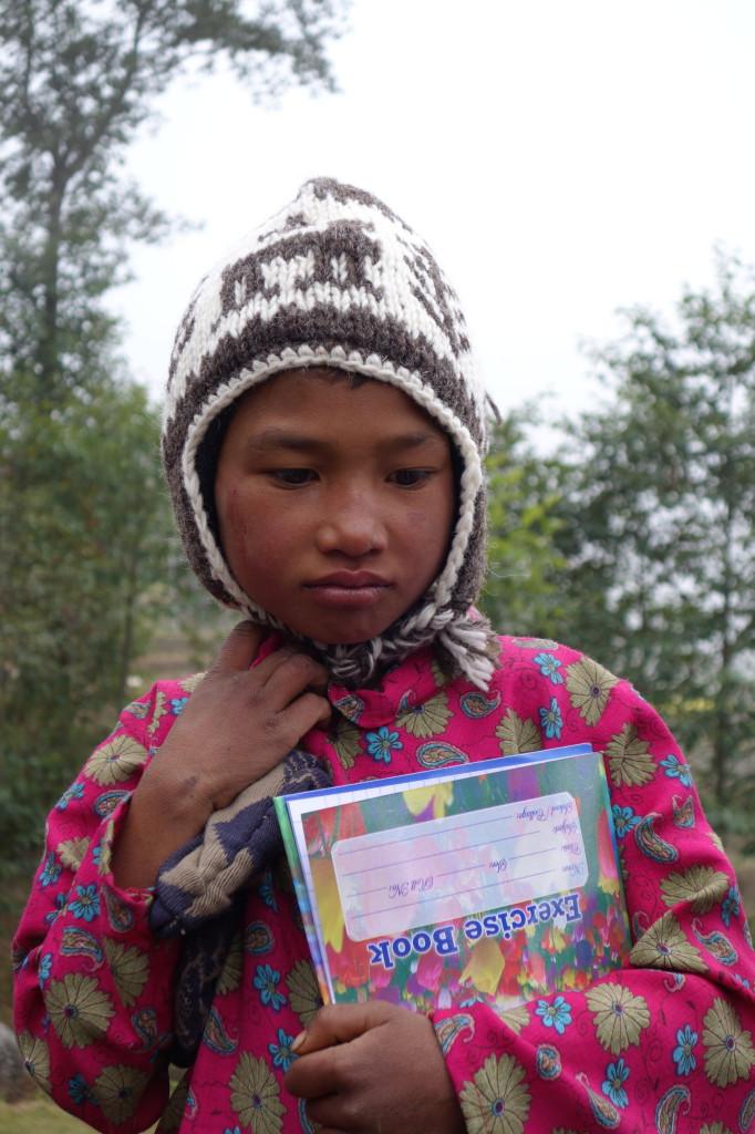 Sabina Tamang, 7 Jahre