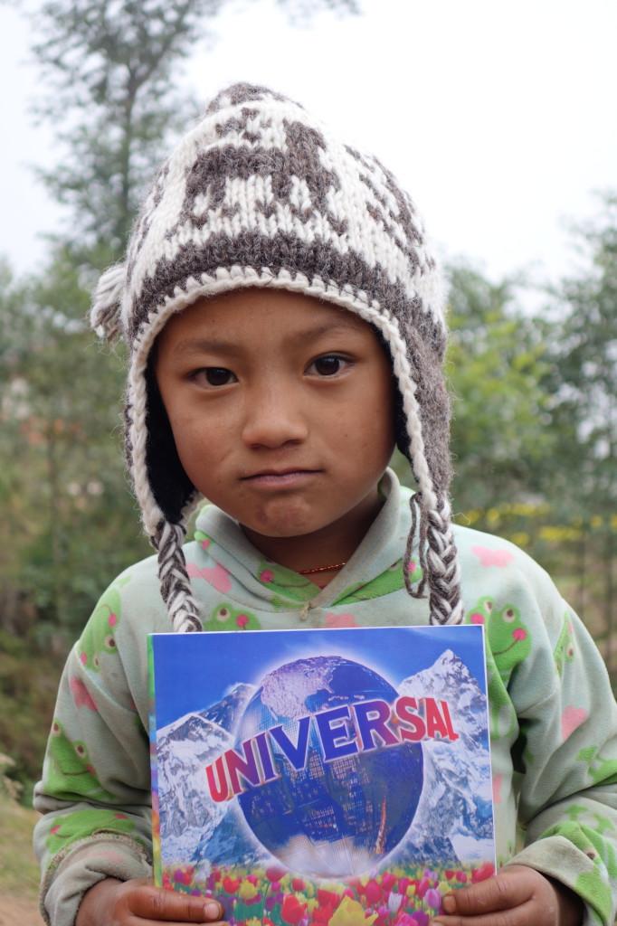 Karma Tamang, 7 Jahre