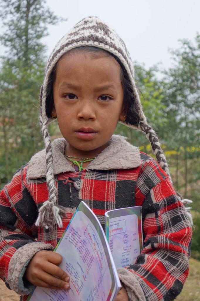 Phurlamu Tamang, 6 Jahre