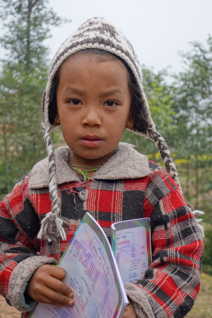 Phurlamu Tamang, 6 years