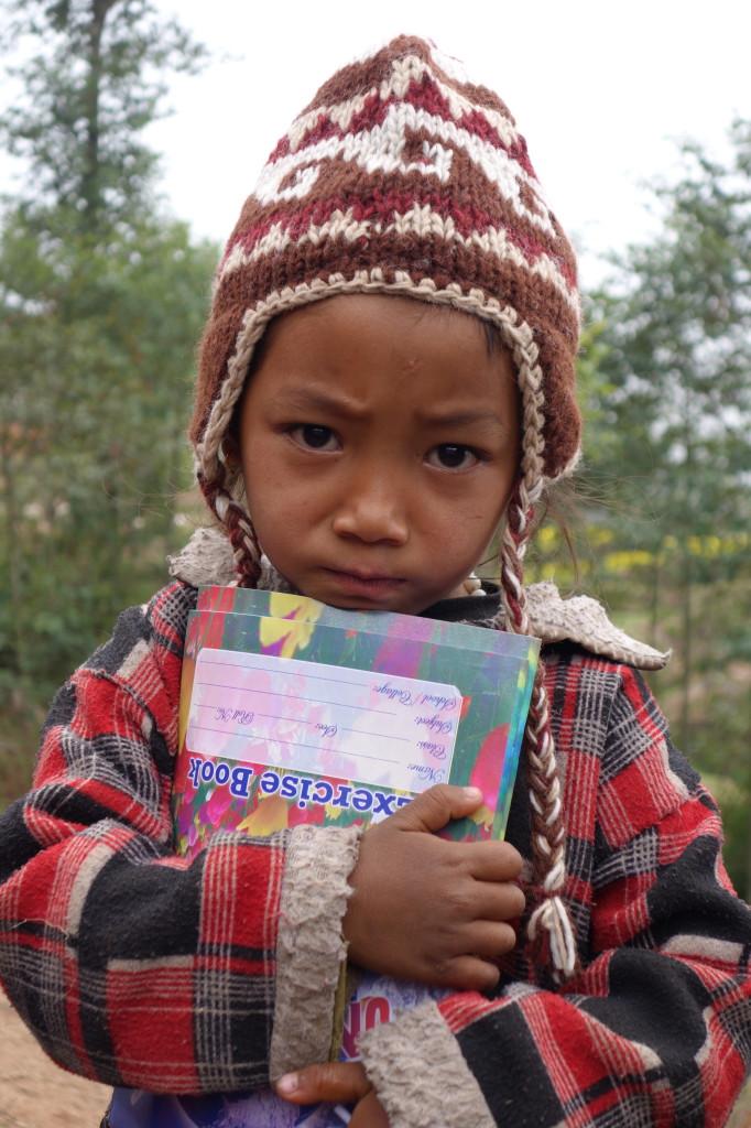 Pasang Lamu Tamang, 3 Jahre