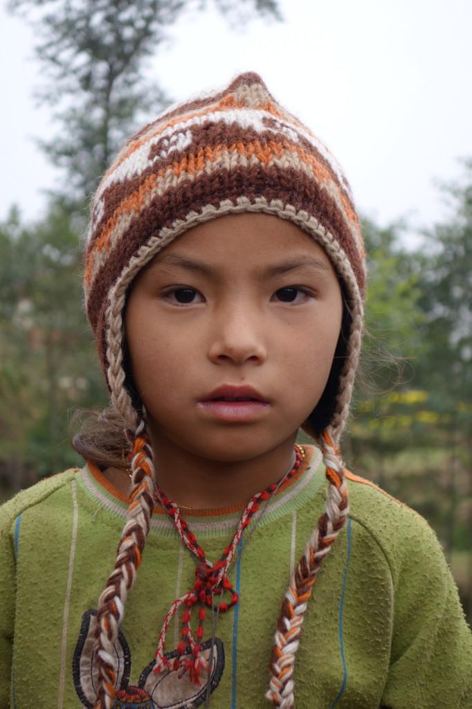 Nimasangmu Tamang, 6 Jahre