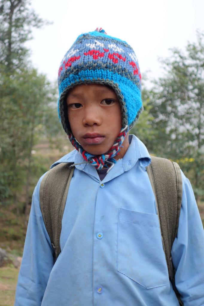 Subash Tamang, 9 Jahre