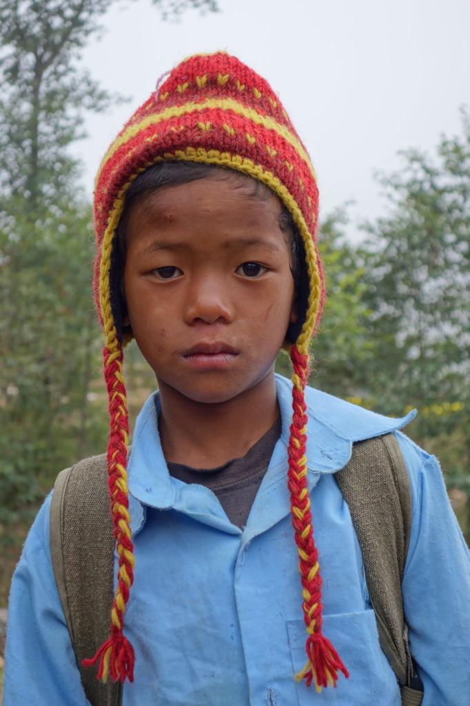 Sonam Tamang, 7 Jahre