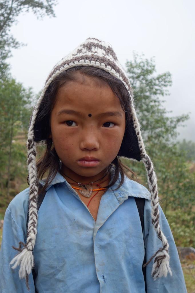 Sabina Tamang, 7 years