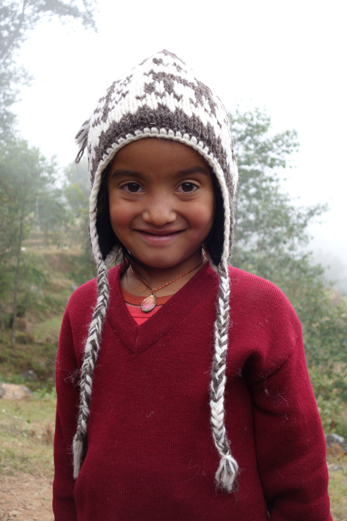 Asmi Khadka, 6 Jahre
