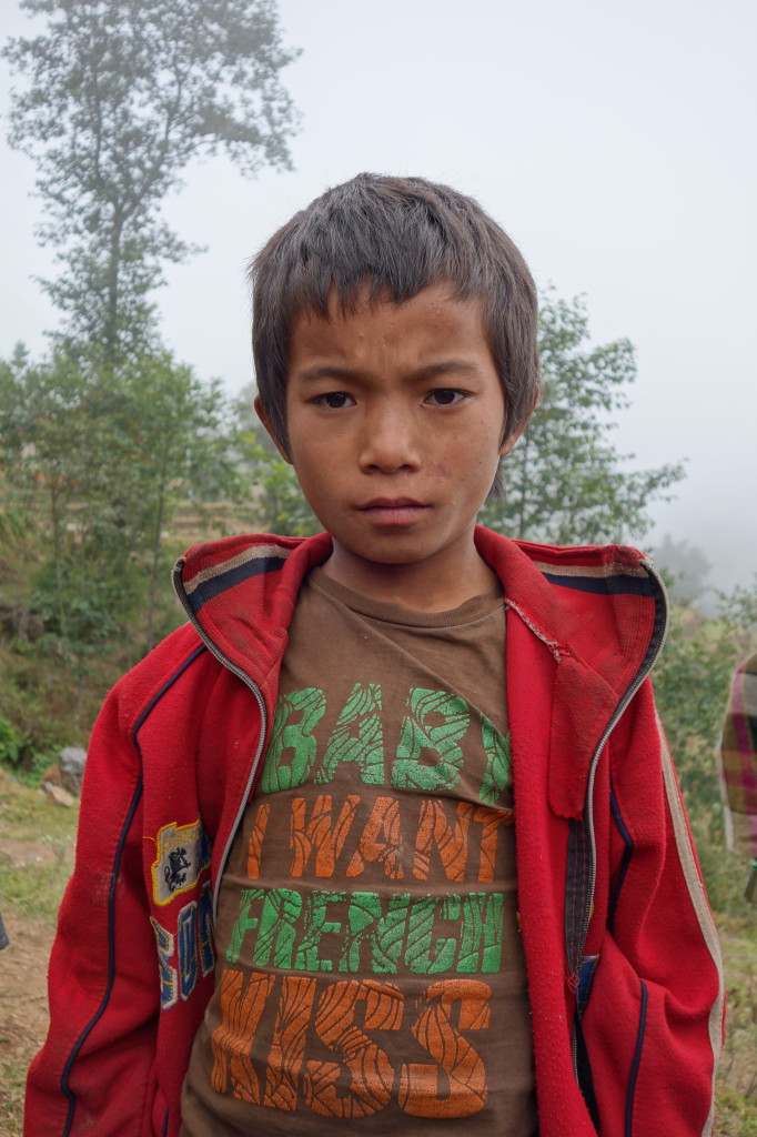 Padam Tamang, 9 Jahre