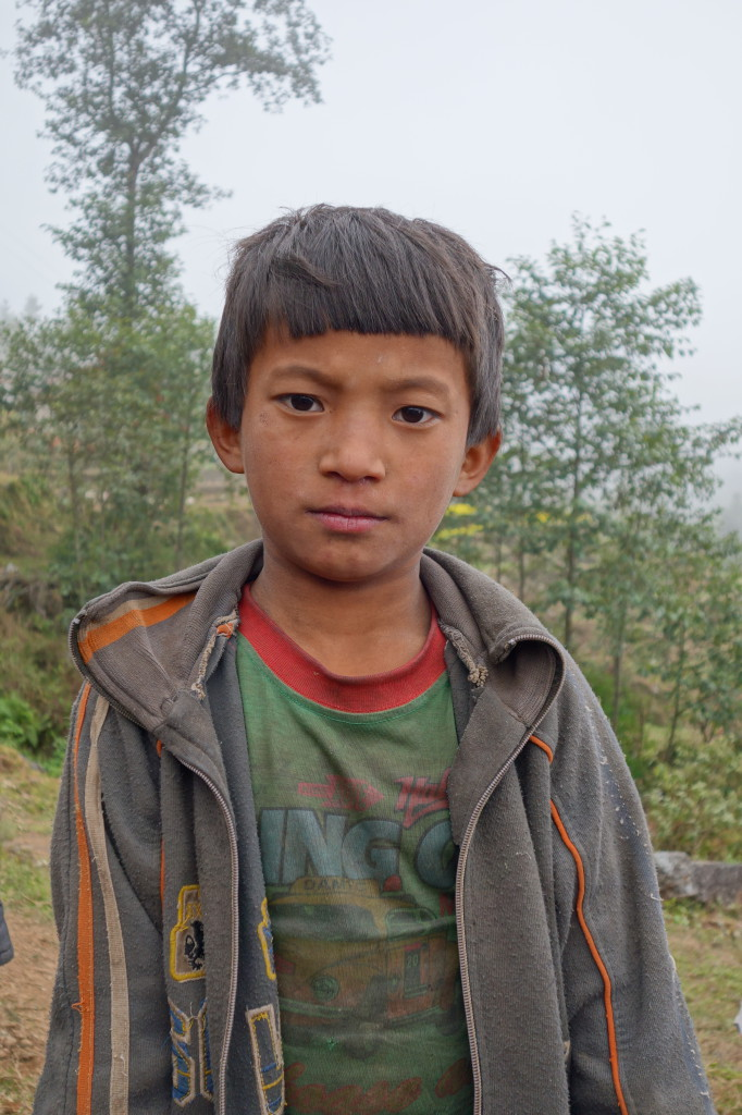 Santa Tamang, 8 years