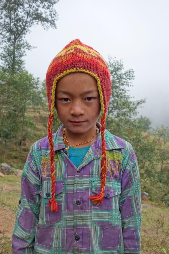 Budha Tamang, 10 years