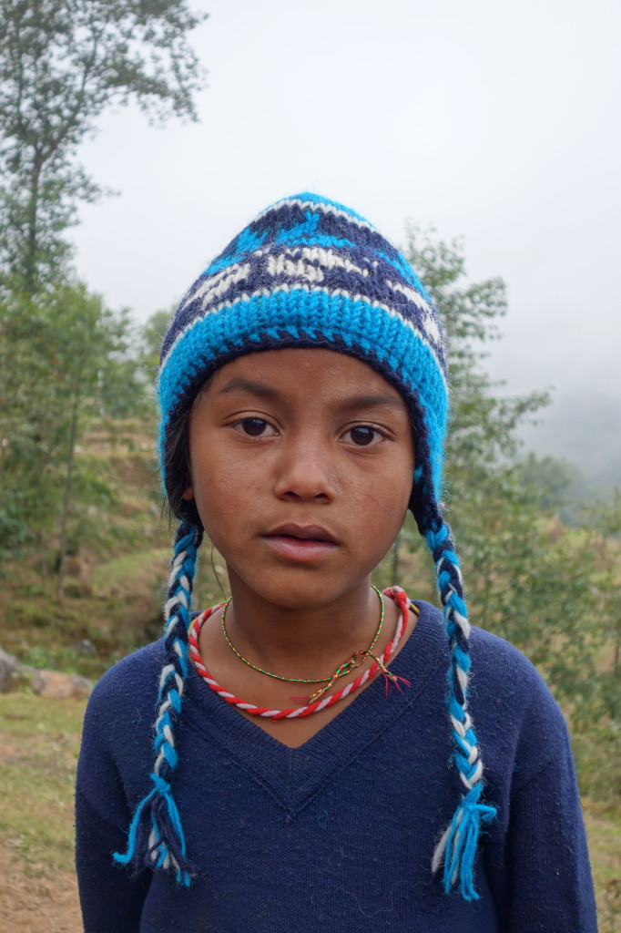 Asmita Khadka, 8 Jahre