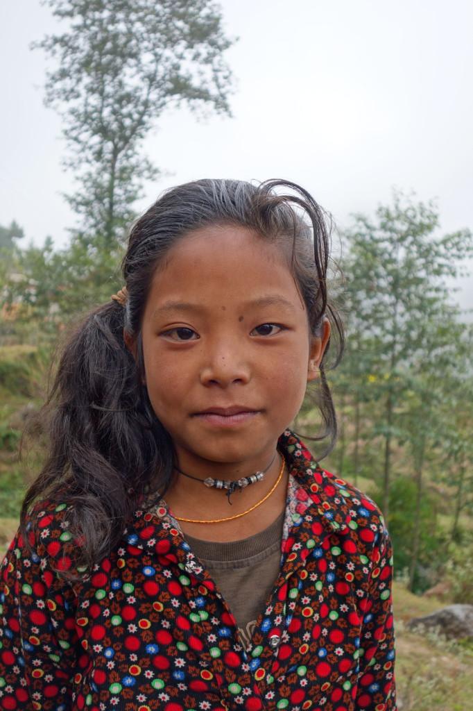 Nirmala Tamang, 9 Jahre