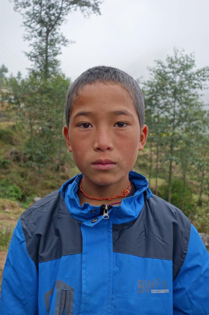 Sujan Tamang, 10 years