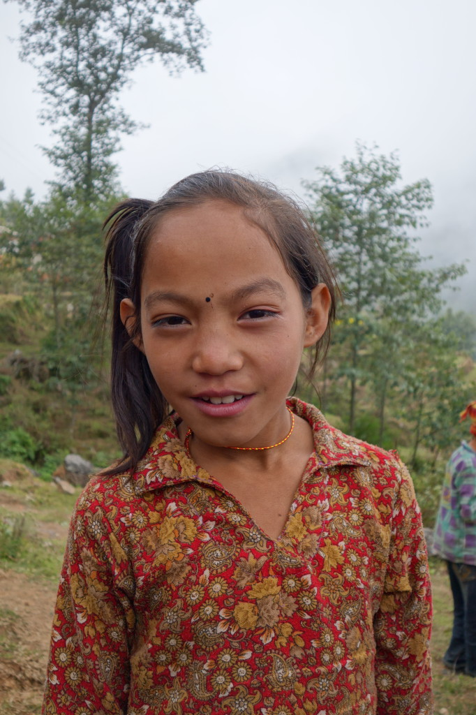 Sun  Maya Tamang, 10 Jahre