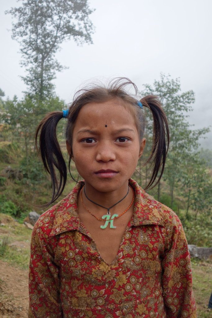 Nima Lhamu, 11 Jahre
