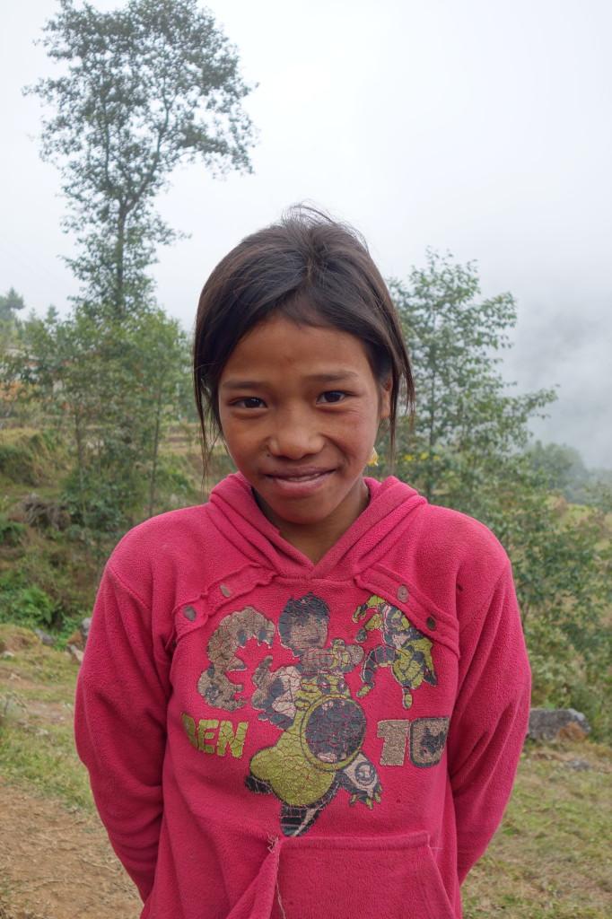 Kamala Tamang, 10 Jahre